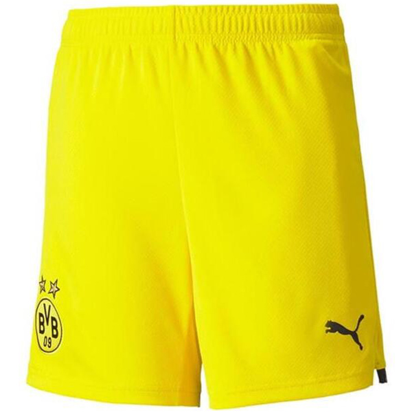 Borussia Dortmund away football shorts soccer maillot match men's first soccer short pants 2021-2022
