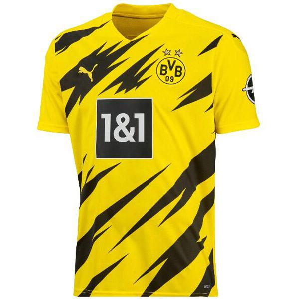 Borussia Dortmund home jersey match men's 1st sportwear football shirt 2020-2021