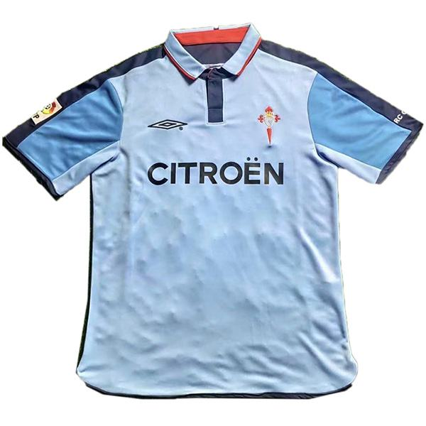 Celta de Vigo home retro jersey maillot match men's 1st soccer sportwear football shirt 2002-2004