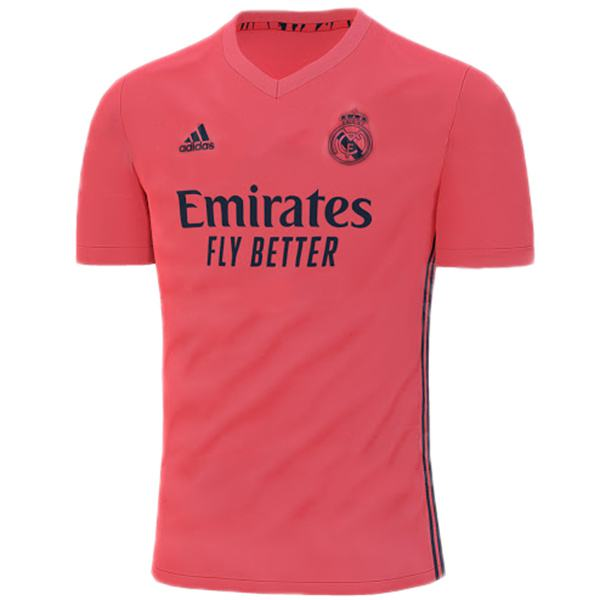 Real madrid away jersey soccer match men's second sportwear football shirt 2020-2021