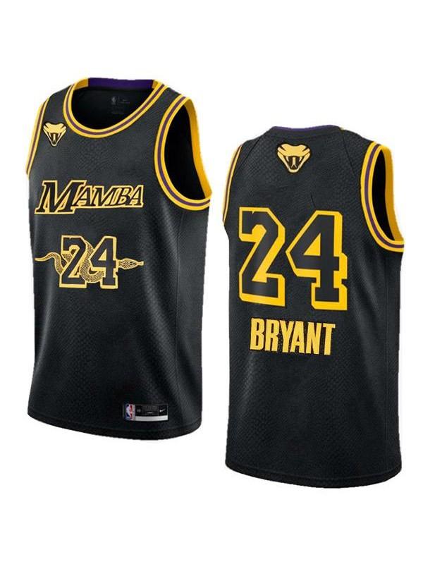 Mamba Mentality 24 Kobe Bean Bryant nba basketball swingman city ...
