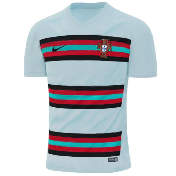 Portugal Away Jersey Euro 2020 Maillot Match Men's 2ed Soccer Sportwear Football Shirt 2020-2021