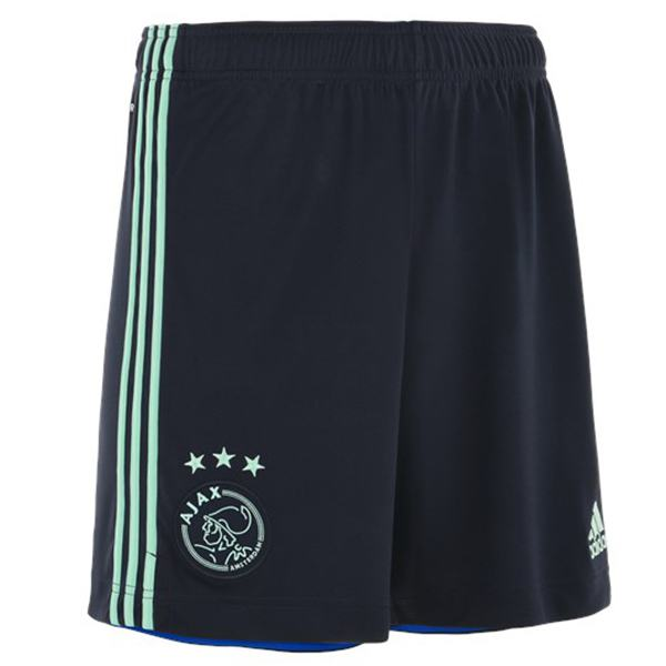 Ajax away football shorts soccer match men's second short pants 2021-2022