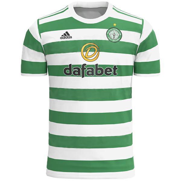 Celtic home jersey soccer match men's first sportswear football shirt 2021-2022
