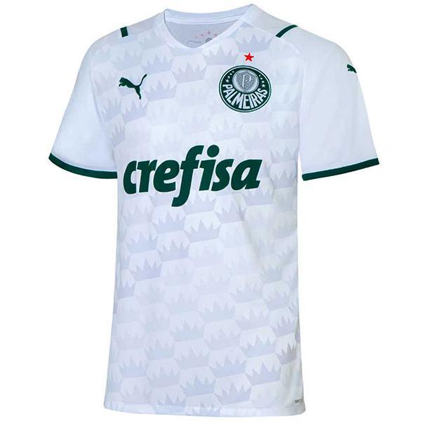 Palmeiras away jersey match men's second soccer sportswear football shirt 2021-2022