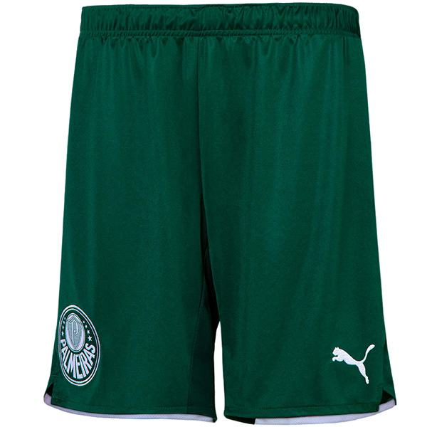 Palmeiras away soccer shorts maillot match men's second sportswear football pants 2021