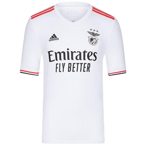 Benfica away jersey soccer match men's second sportswear football tops sport shirt 2021-2022