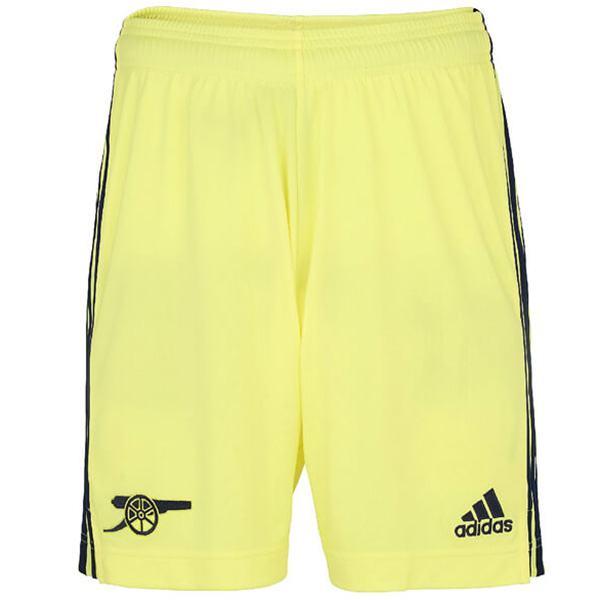 Arsenal away football shorts soccer match men's first soccer short pants 2021-2022