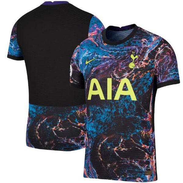 Tottenham Hotspur away jersey soccer authentic men's second sportswear football tops sport shirt 2021-2022