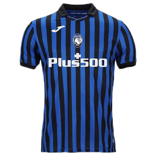 Atalanta home league version soccer jersey maillots domicile match men's first soccer sportwear football shirt 2020-2021