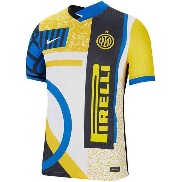 Inter milan fourth soccer jersey maillot match men's sportswear football shirt 2021