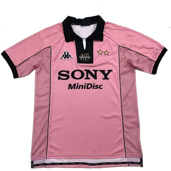 Juventus away retro soccer jersey 1997/1998