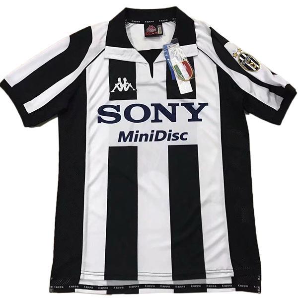 Juventus home retro soccer jersey 1997/1998