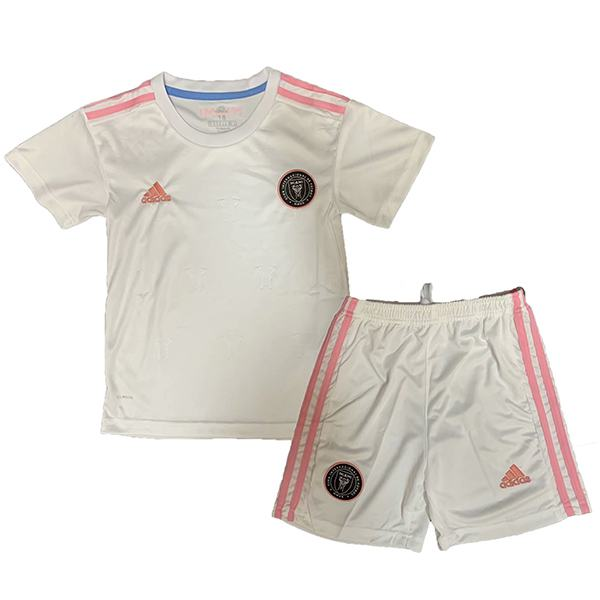 Inter Miami CF Away Kids Kit Children Football Shirt Youth Soccer 2ed Uniforms 2020-2021