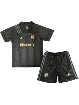 Los Angeles Home Kids Kit Children LAFC Football Shirt Youth Soccer First Uniforms 2020-2021