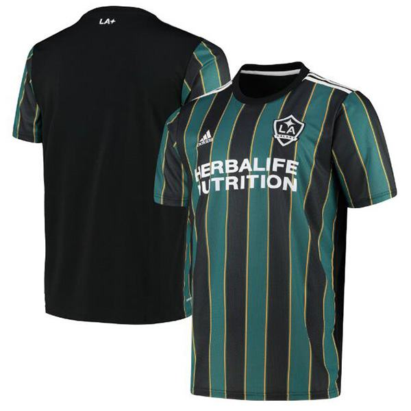 LA Galaxy away jersey match men's second soccer sportswear football shirt 2021-2022