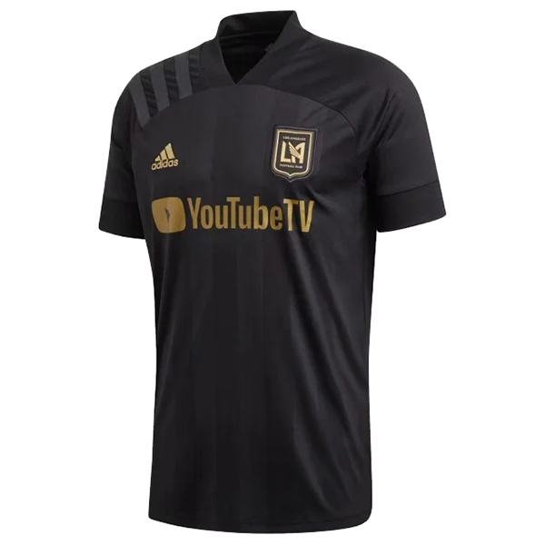 Los angeles fc special edition jersey maillot match men's soccer sportwear football shirt black 2020-2021