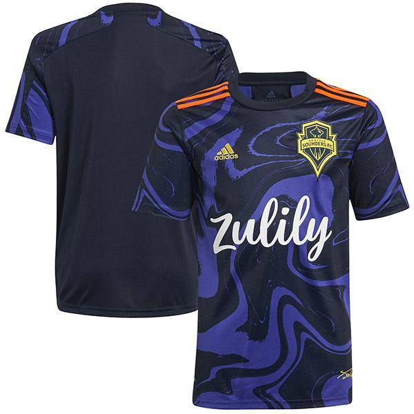 Seattle Sounders FC home replica jersey sportswear men's first soccer shirt football sport t-shirt 2021