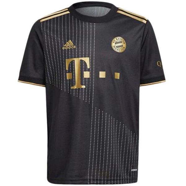 Bayern munich away jersey vintage soccer match men's second soccer sportswear football shirt 2021-2022
