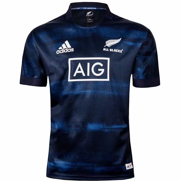 ALL Blacks Rugby Jersey Navy 2019