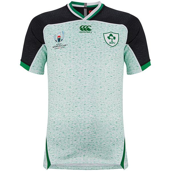 Ireland Away 2019 Rugby World Cup Men's Gameday RWC Second Replica Jersey